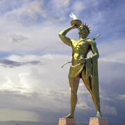 Colossus of Rhodes 3d model