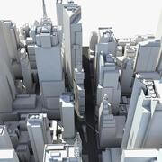 Таймс-сквер Манхэттенский район 3d model
