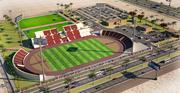 Stadium 3d model