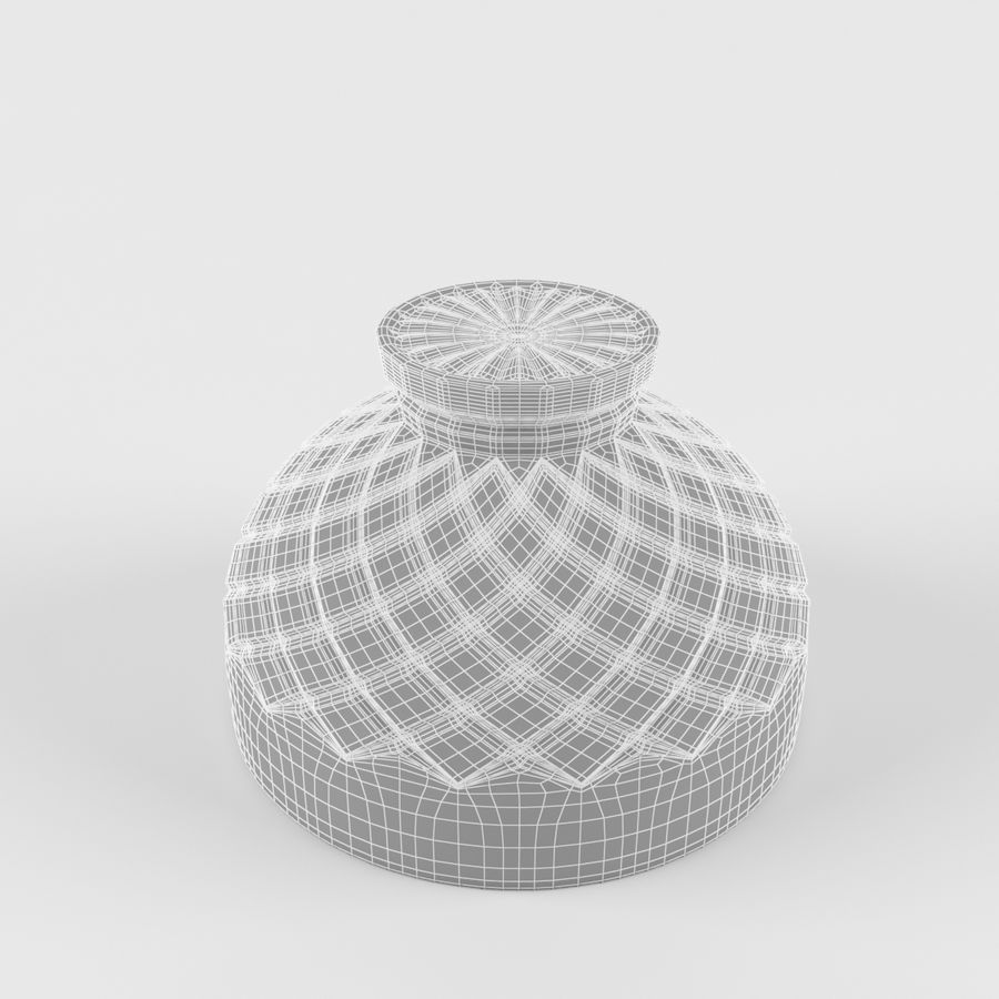 水果碗水果 royalty-free 3d model - Preview no. 5