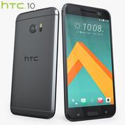 HTC 10 3d model