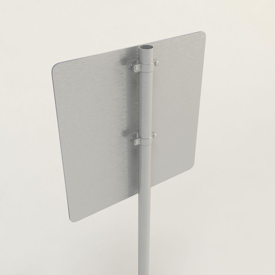 signos de hospital royalty-free modelo 3d - Preview no. 9