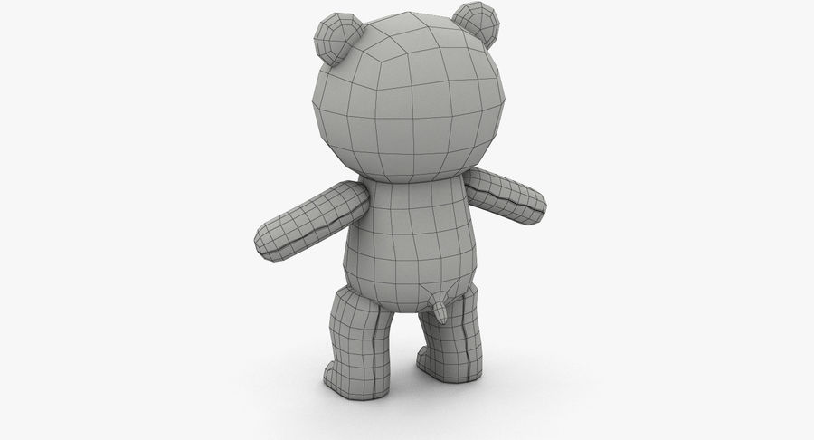 нести royalty-free 3d model - Preview no. 12