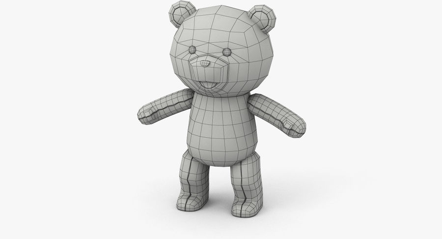 нести royalty-free 3d model - Preview no. 11