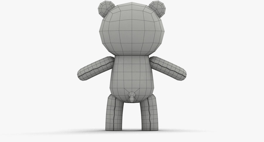 нести royalty-free 3d model - Preview no. 14
