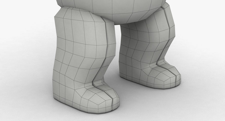 нести royalty-free 3d model - Preview no. 17