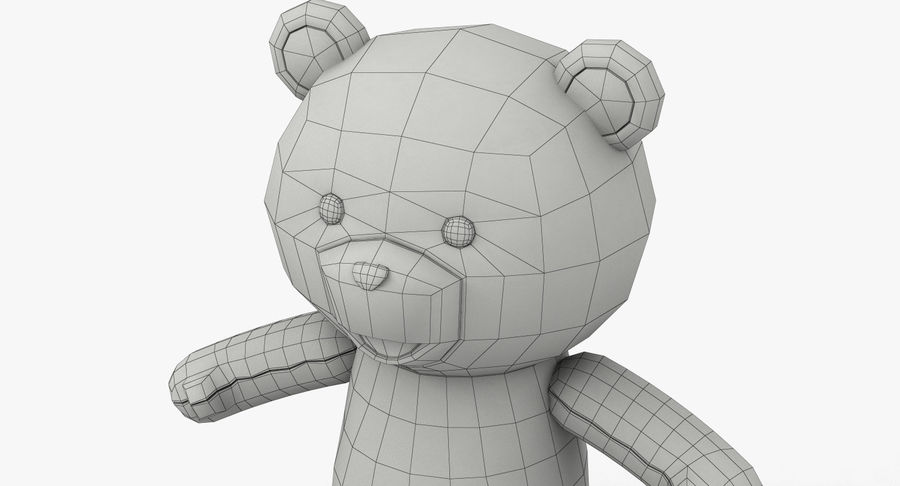 нести royalty-free 3d model - Preview no. 15