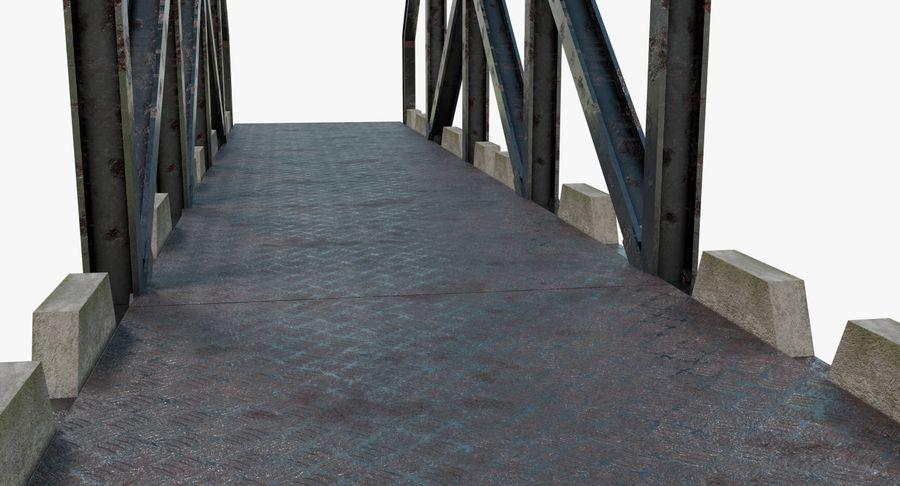Modular Bridge royalty-free 3d model - Preview no. 4