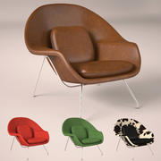Womb Chair 3d model