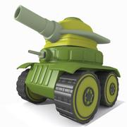 Toon Tank 2 3d model
