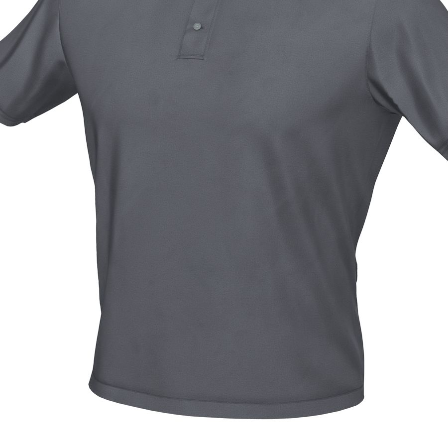T-Shirt 3 royalty-free 3d model - Preview no. 12