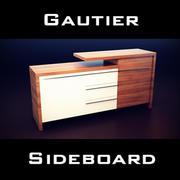 Gautier Neos Sideboard 3d model