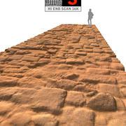 Acient Road Pavement 16K 3d model
