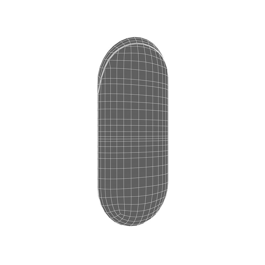 Oculus Remote royalty-free 3d model - Preview no. 12