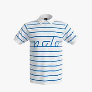 Рубашка поло для мужчин 3d model
