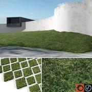 Trawnik Trawnik 2 3d model