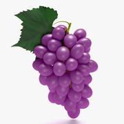 PurpleGrapes 3d model