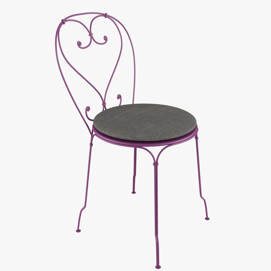 Sedie Da Giardino Fermob.Sedia Da Giardino Fermob 1900 Modello 3d 39 Max Obj