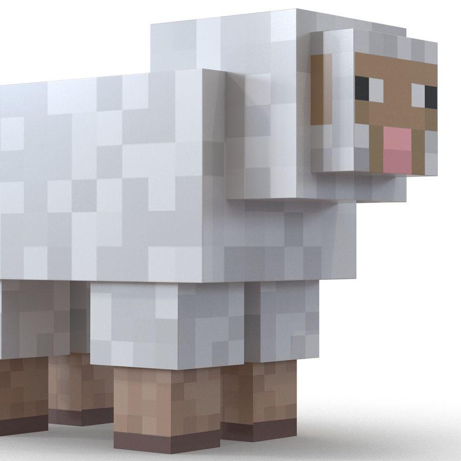 рисунки овечки в майнкрафт наблюдали замиранием сердца