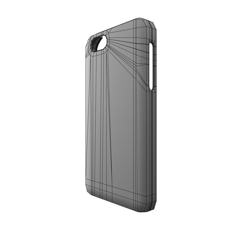 Custodia per iPhone 5c royalty-free 3d model - Preview no. 5