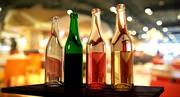 bottle of wine 3d model