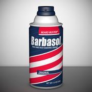 JP: Barbasol Can 3d model