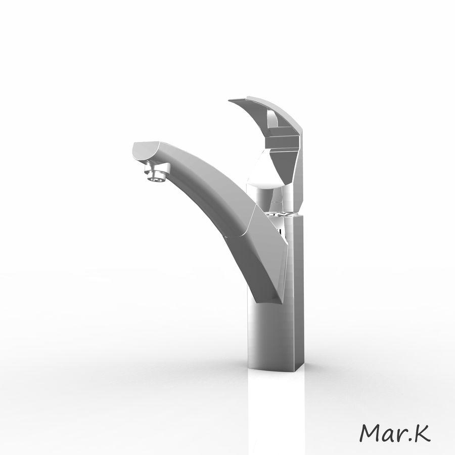 appuyez sur Franke fm 7780 royalty-free 3d model - Preview no. 1