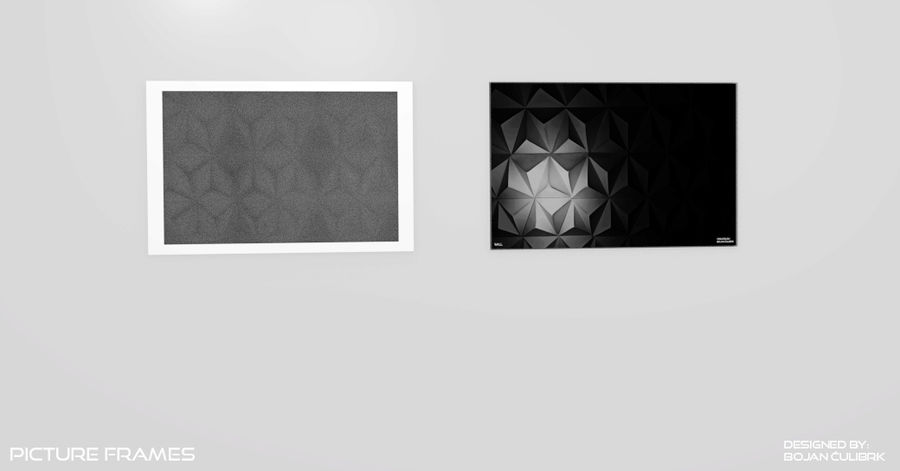 Fotoramar royalty-free 3d model - Preview no. 3