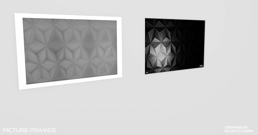 Fotoramar royalty-free 3d model - Preview no. 2