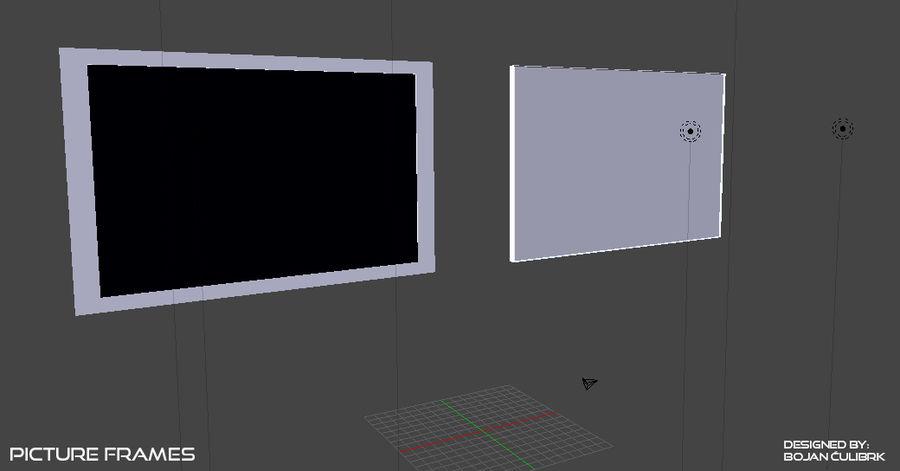 Fotoramar royalty-free 3d model - Preview no. 5