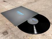 12英寸带封面的LP唱片 3d model