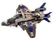 Lego Marvel Quinjet 3d model