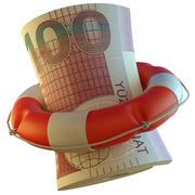 Escape Money 3d model