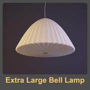 Extra Large Bell Lamp 3d model