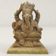 God Ganesha figuur 3d model