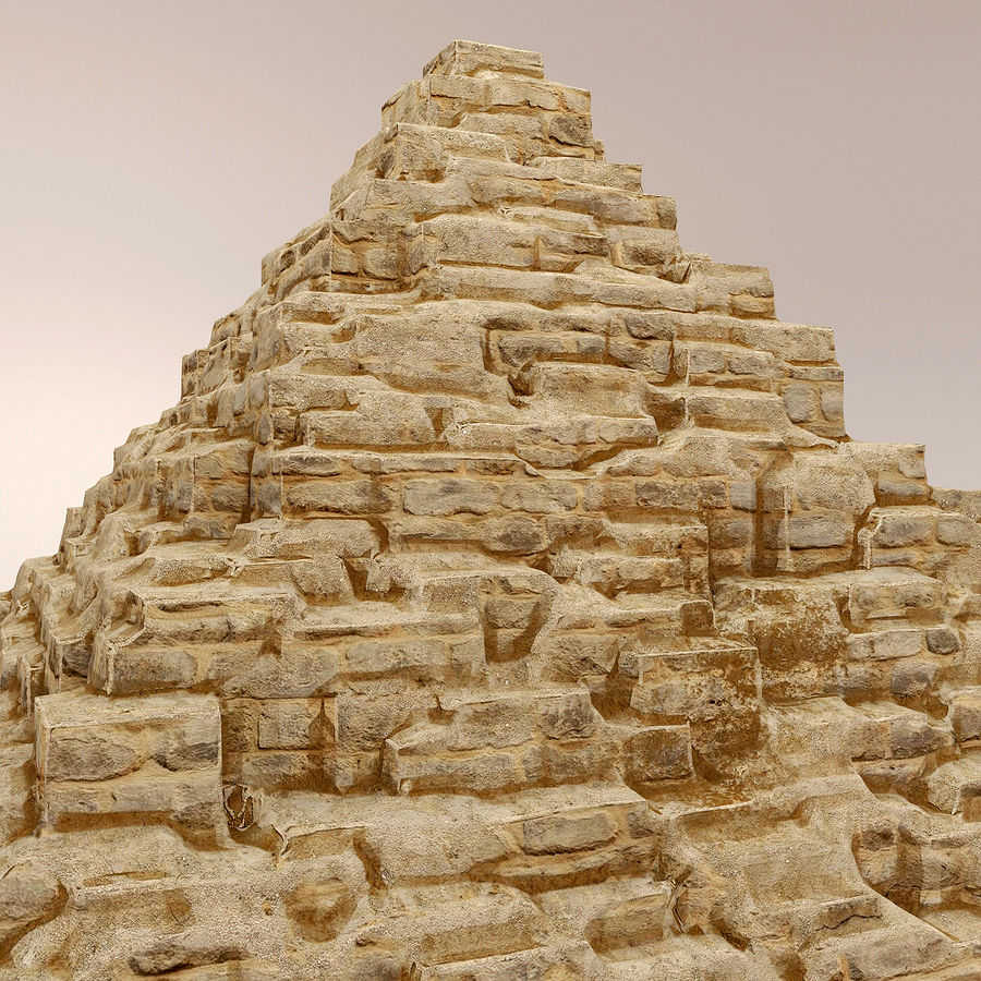 pyramider royalty-free 3d model - Preview no. 10