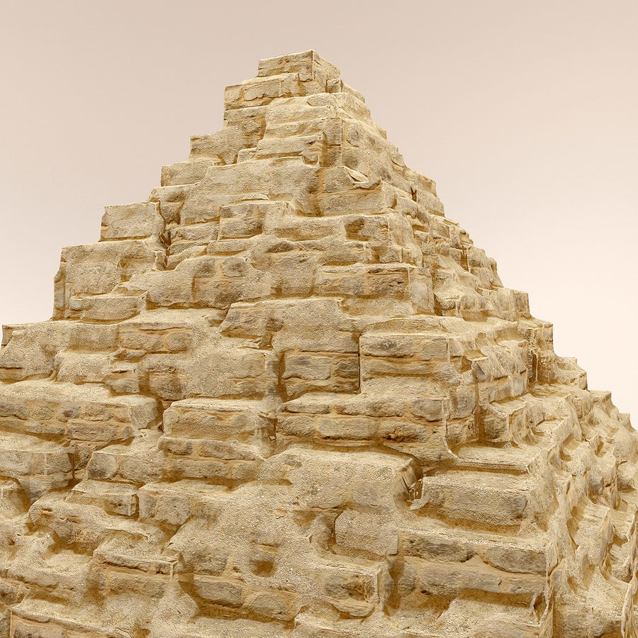 pyramider royalty-free 3d model - Preview no. 7
