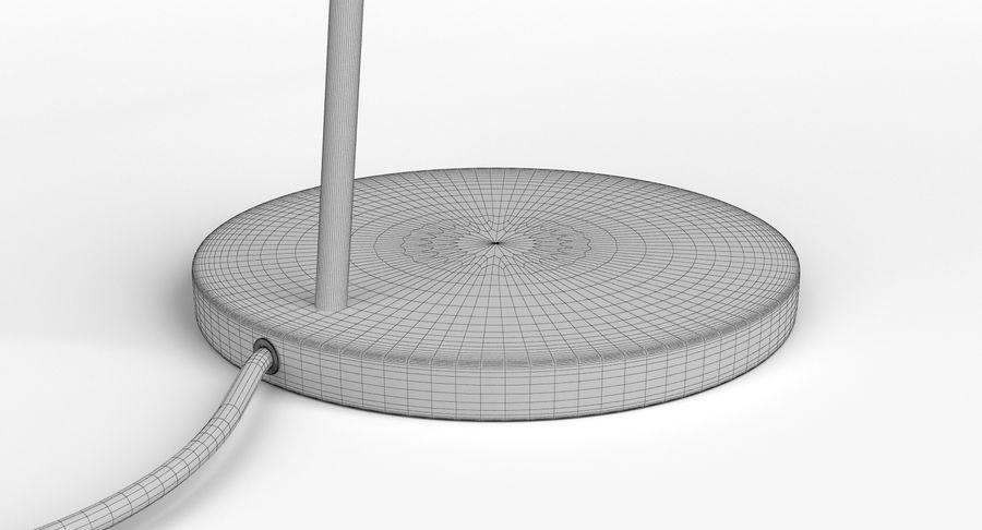 Muuto Leaf Table e luminárias de pé royalty-free 3d model - Preview no. 22