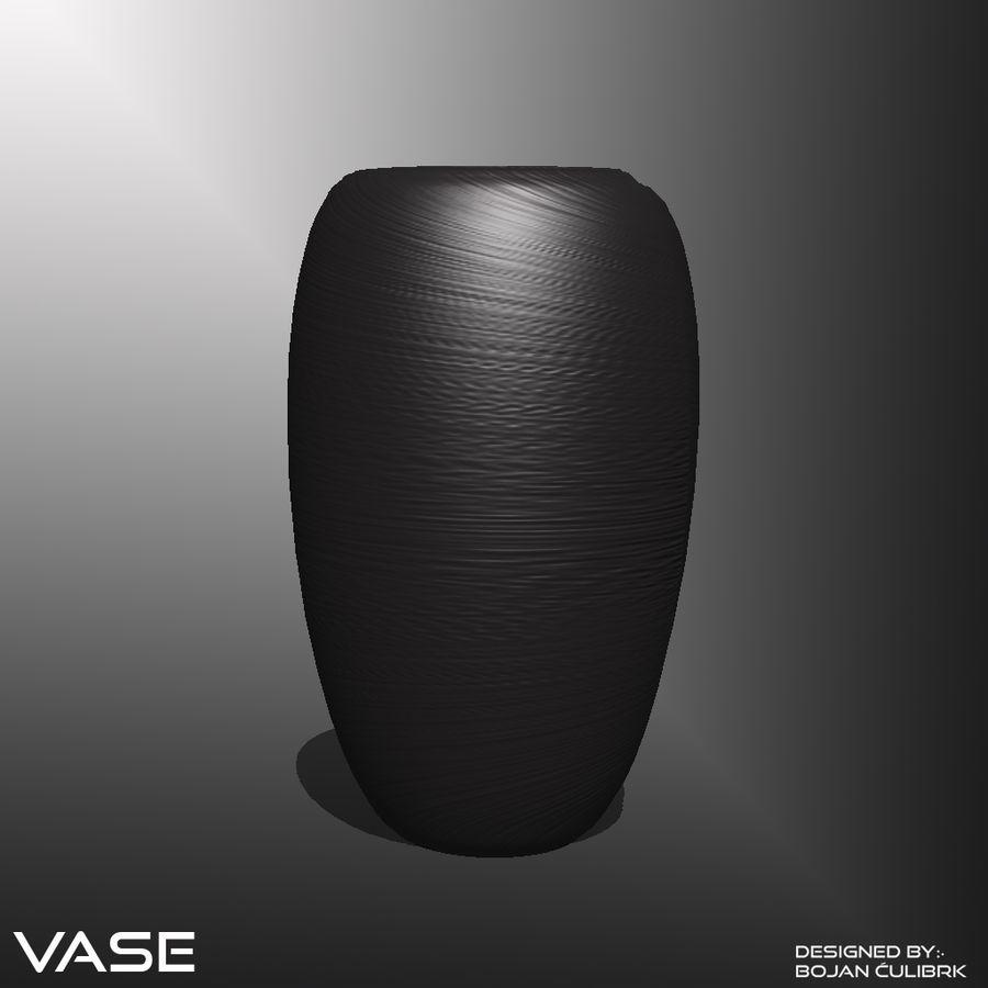 Zestaw wazonów royalty-free 3d model - Preview no. 10