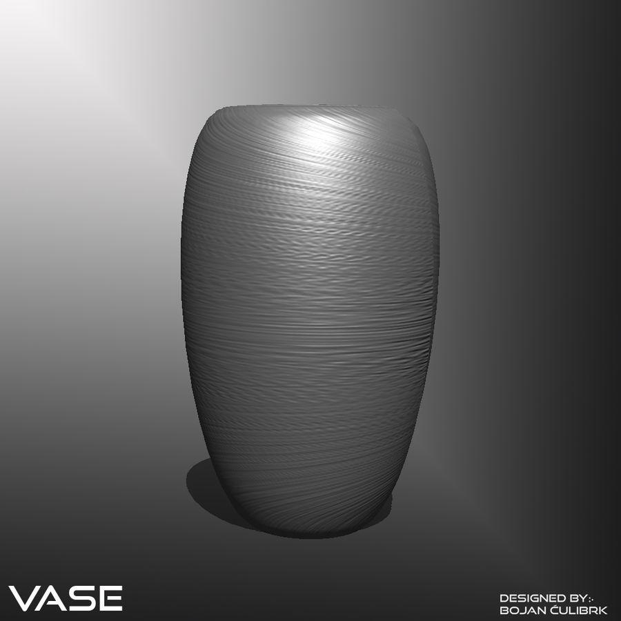 Zestaw wazonów royalty-free 3d model - Preview no. 12