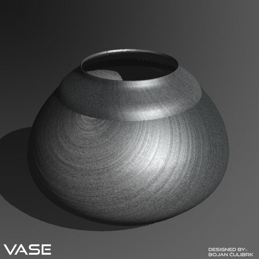 Zestaw wazonów royalty-free 3d model - Preview no. 4