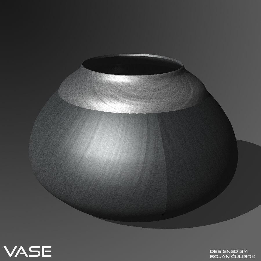 Zestaw wazonów royalty-free 3d model - Preview no. 3