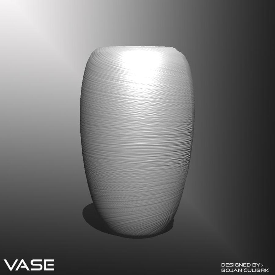 Zestaw wazonów royalty-free 3d model - Preview no. 7