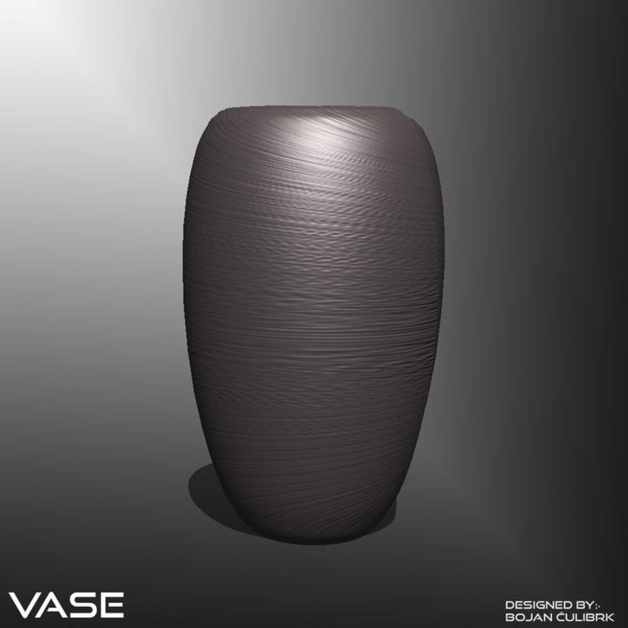 Zestaw wazonów royalty-free 3d model - Preview no. 11