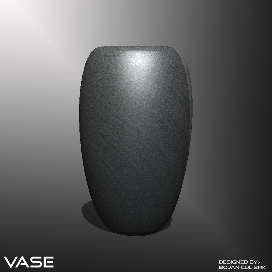 Zestaw wazonów royalty-free 3d model - Preview no. 8