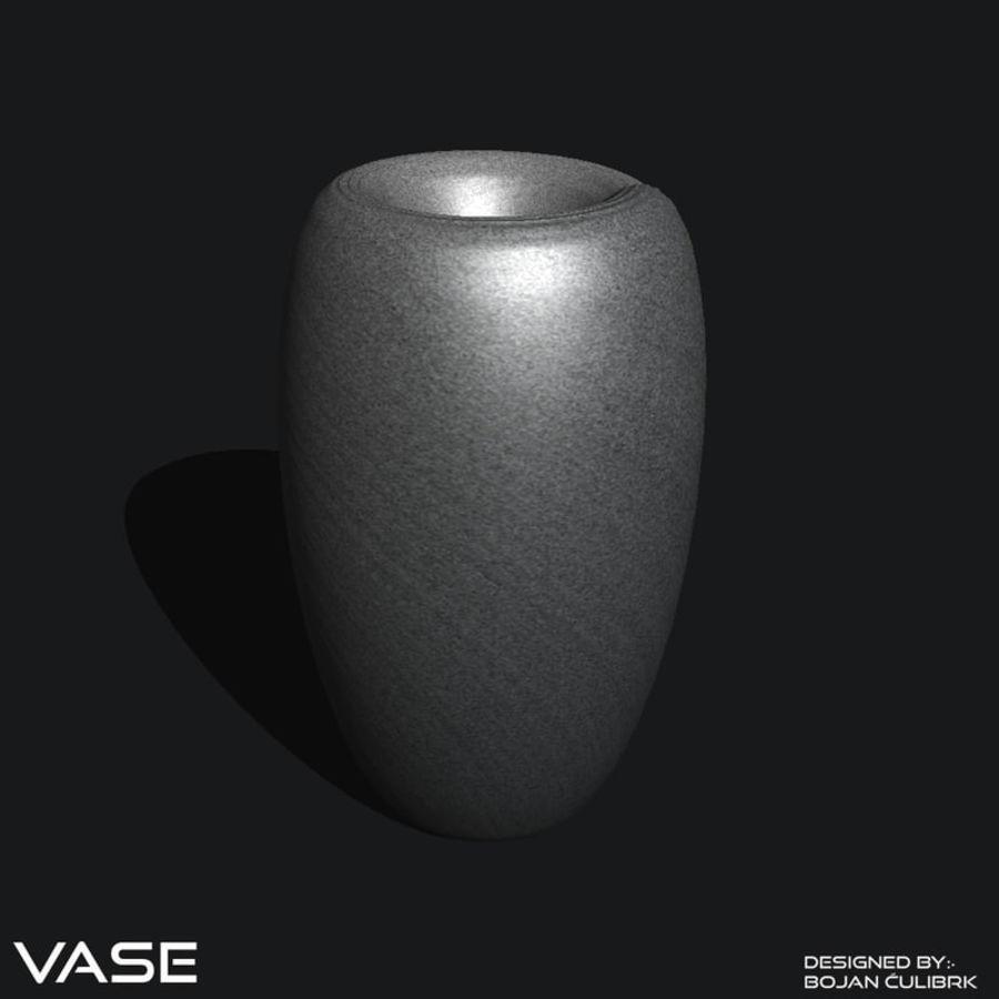 Zestaw wazonów royalty-free 3d model - Preview no. 9