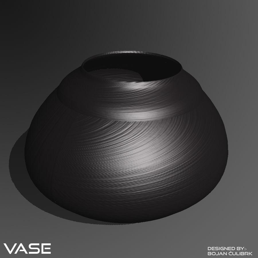 Zestaw wazonów royalty-free 3d model - Preview no. 6