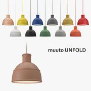 Muuto Unfold Lamp 3d model