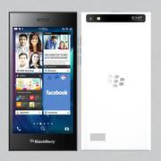BlackBerry Leap White 3d model