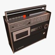 National Panasonic 3d model
